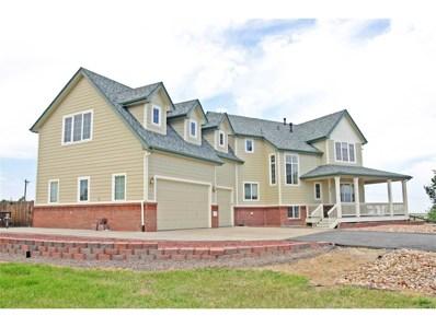 845 Antelope Drive, Bennett, CO 80102 - MLS#: 2839609