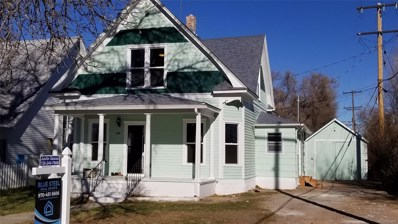 109 N 3rd Avenue, Ault, CO 80610 - MLS#: 2839914
