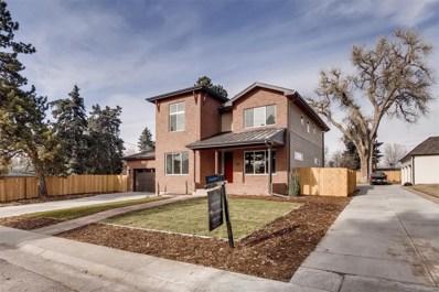 555 E Bates Avenue, Englewood, CO 80113 - MLS#: 2844764