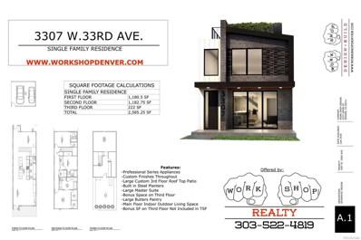 3307 W 33rd Avenue, Denver, CO 80211 - #: 2845630