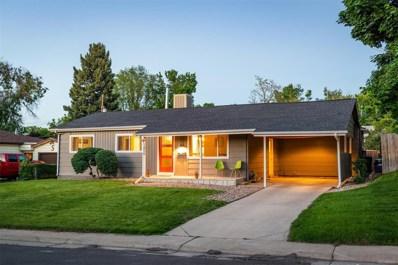 1856 S Winona Court, Denver, CO 80219 - MLS#: 2846665
