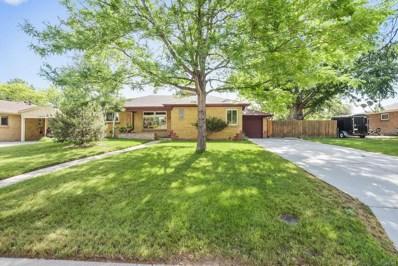 4610 Reed Street, Wheat Ridge, CO 80033 - MLS#: 2847777