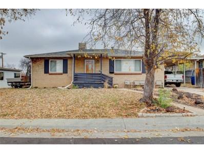5870 S Cherokee Street, Littleton, CO 80120 - MLS#: 2849359
