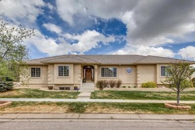 9910 Pleasanton Drive, Colorado Springs, CO 80920 - MLS#: 2849454