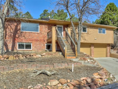 7050 Buckhorn Circle, Colorado Springs, CO 80919 - #: 2854925