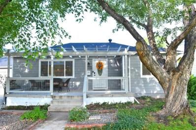 5305 Garrison Street, Arvada, CO 80002 - MLS#: 2857339