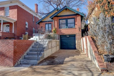 609 N High Street, Denver, CO 80218 - #: 2866235