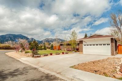 4601 MacKy Way, Boulder, CO 80305 - MLS#: 2866946