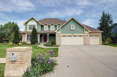 2210 Summitview Drive, Longmont, CO 80504 - MLS#: 2866959