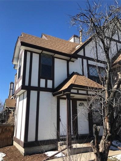 8898 Brompton Way, Parker, CO 80134 - MLS#: 2869807