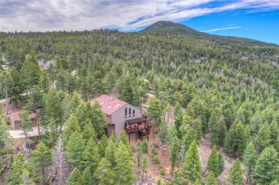 26591 Wolverine Trail, Evergreen, CO 80439 - #: 2876706