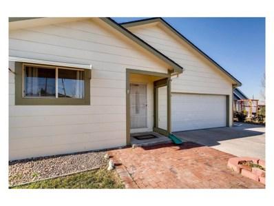 2702 W Bates Avenue, Denver, CO 80236 - MLS#: 2882116
