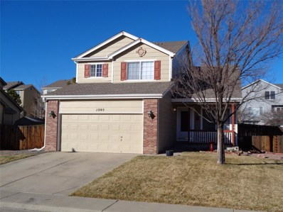 1205 N Burlington Drive, Castle Rock, CO 80104 - MLS#: 2883060