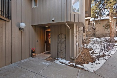 2378 Hearth Drive UNIT 6, Evergreen, CO 80439 - #: 2887374