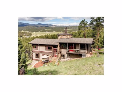 7365 Heiter Hill Road, Evergreen, CO 80439 - #: 2893190