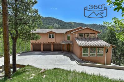 1180 Kings Crown Road, Woodland Park, CO 80863 - #: 2898993
