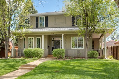 608 Locust Street, Denver, CO 80220 - #: 2899551