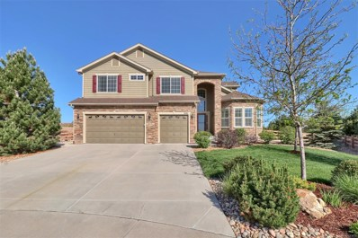 5881 Lasso Place, Parker, CO 80134 - MLS#: 2900356