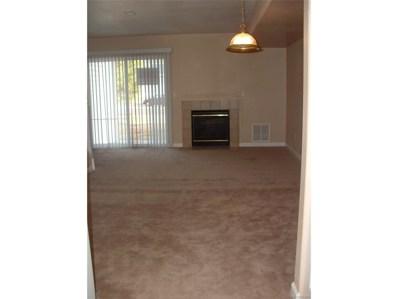 17178 E Tennessee Drive, Aurora, CO 80017 - MLS#: 2901878