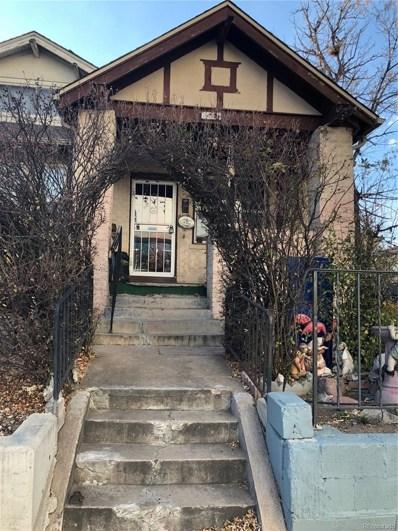 1445 Irving Street, Denver, CO 80204 - MLS#: 2902439