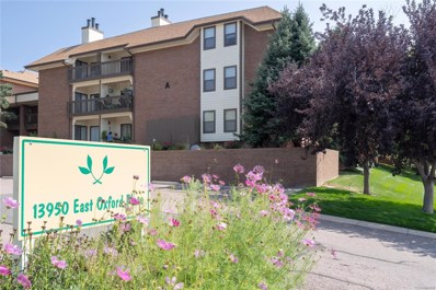 13950 E Oxford Place UNIT A202, Aurora, CO 80014 - MLS#: 2902980