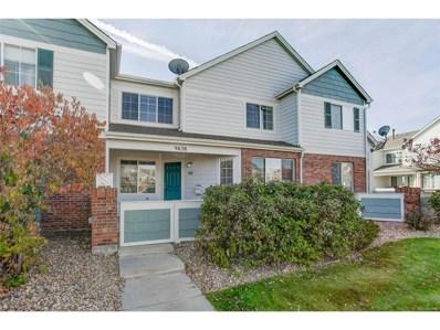 9638 Deerhorn Court UNIT 90, Parker, CO 80134 - MLS#: 2909487