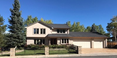10599 W Vista View Drive, Littleton, CO 80127 - #: 2912874
