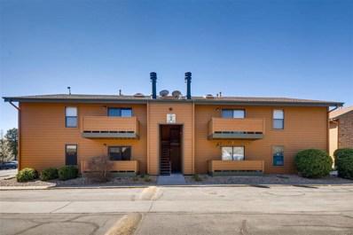 3295 S Ammons Street UNIT 106, Lakewood, CO 80227 - #: 2914575