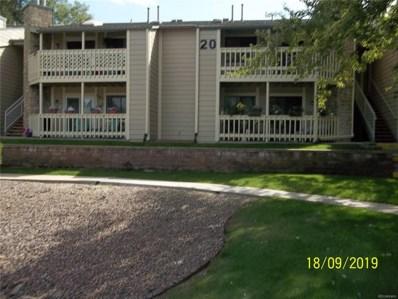 8600 E Alameda Avenue UNIT 20-207, Denver, CO 80247 - #: 2917740