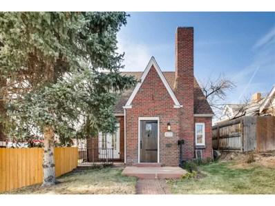 603 Josephine Street, Denver, CO 80206 - #: 2919276
