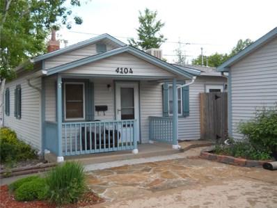 4104 S Pennsylvania Street, Englewood, CO 80113 - MLS#: 2920954