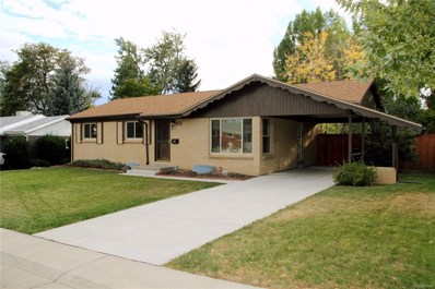 3830 W Saratoga Avenue, Littleton, CO 80123 - #: 2921661