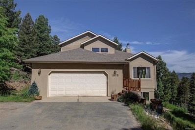 1575 Santa Fe Mountain Road, Evergreen, CO 80439 - MLS#: 2922787