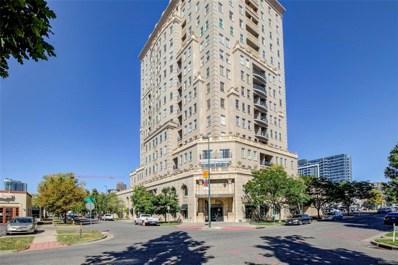 475 W 12th Avenue UNIT 4F, Denver, CO 80204 - MLS#: 2924534