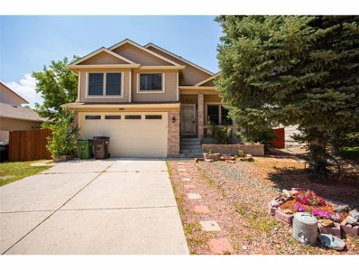 240 Peck Court, Colorado Springs, CO 80911 - MLS#: 2926042