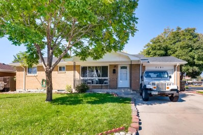 7191 Clay Street, Westminster, CO 80030 - #: 2930806