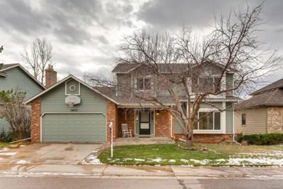 16853 E Prentice Circle, Centennial, CO 80015 - MLS#: 2931059