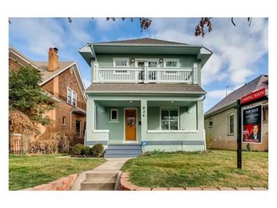 834 S Pennsylvania Street, Denver, CO 80209 - MLS#: 2931438