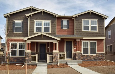 3598 Happyheart Way, Castle Rock, CO 80109 - MLS#: 2931630