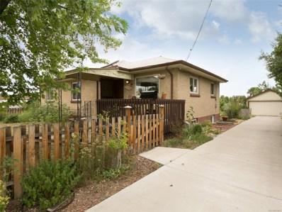 1760 S Holly Street, Denver, CO 80222 - MLS#: 2936253