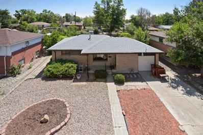3118 Abilene Street, Aurora, CO 80011 - MLS#: 2936690