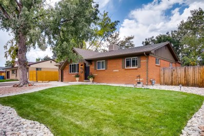 6135 Miller Street, Arvada, CO 80004 - MLS#: 2936829
