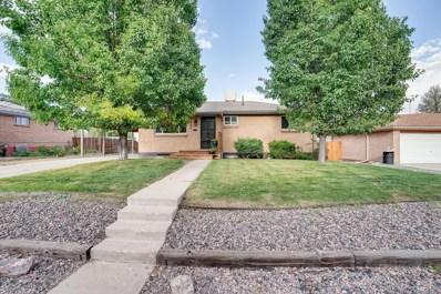7886 Joan Drive, Denver, CO 80221 - #: 2945028
