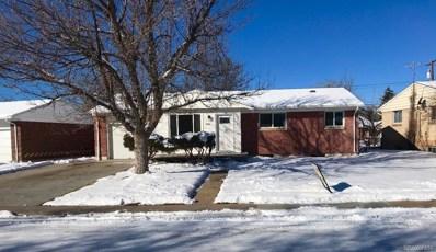 7707 Umatilla Street, Denver, CO 80221 - MLS#: 2950233