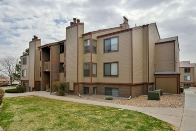 8761 Dawson Street UNIT 101, Denver, CO 80229 - #: 2950248
