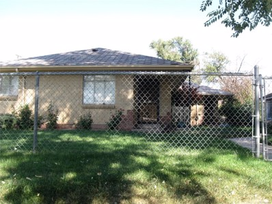 3662 Glencoe Street, Denver, CO 80207 - MLS#: 2953482