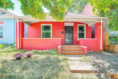 514 W 1st Avenue, Denver, CO 80223 - MLS#: 2955248