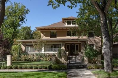 305 N Franklin Street, Denver, CO 80218 - MLS#: 2966873