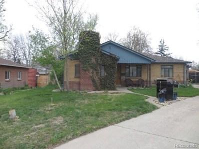 4020 Otis Street, Wheat Ridge, CO 80033 - #: 2969030