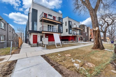 2816 W 26th Avenue UNIT 102, Denver, CO 80211 - MLS#: 2969786